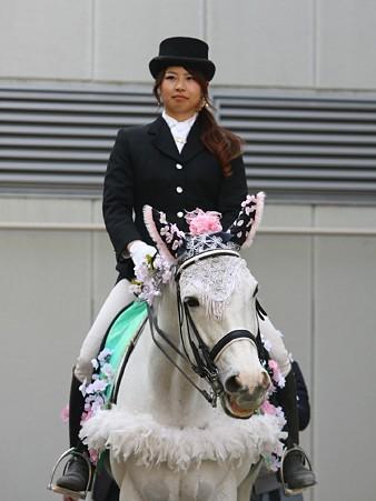 川崎競馬の誘導馬04月開催 桜Verその1-120409-12