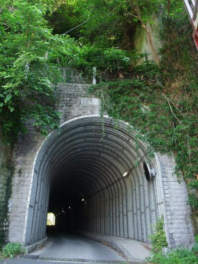 Photos: おばけトンネル