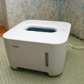 026 赤ちゃんプラン専用ルームの加湿器 by ホテルグリーンプラザ軽井沢