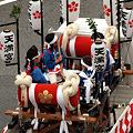 Photos: おふれ太鼓