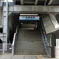 写真: 新馬場駅