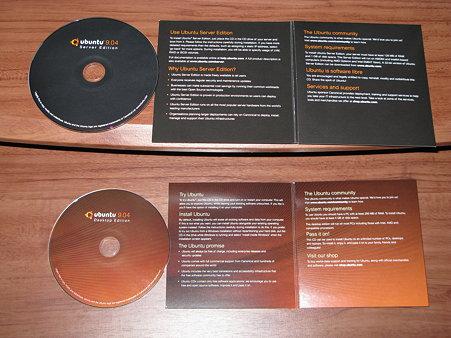 Ubuntu フリーCD リクエスト(6/6)