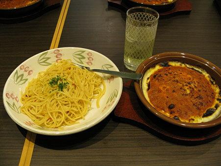 2009.09.21 秋葉原 昼食(サイゼリヤ)