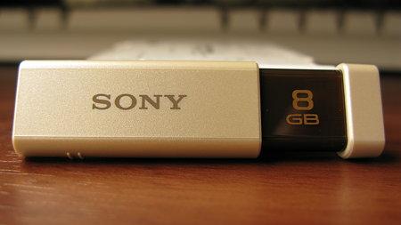 SONY USBメモリ USM8GLX(5/7)