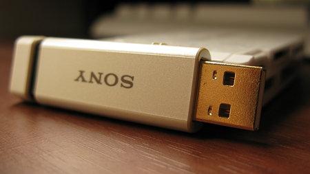 SONY USBメモリ USM8GLX(7/7)