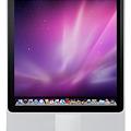 写真: アップルのタブレットMac予想:縦