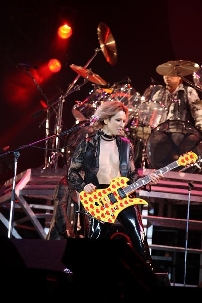 X JAPAN Photograph Collection Vol.1(8)