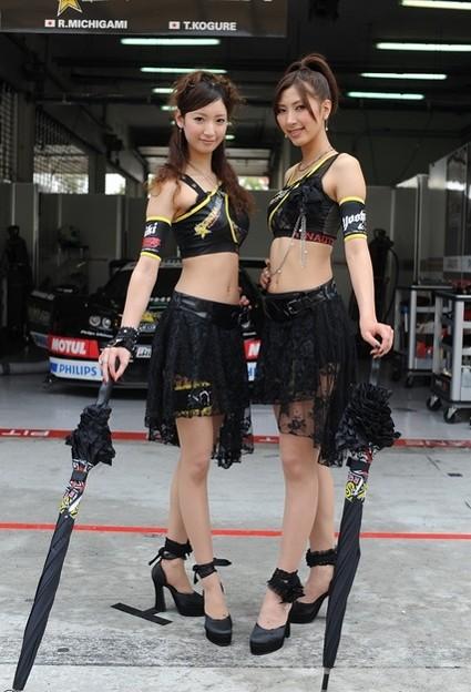 2009 YOSHIKI×ROCKSTAR GIRLS(7)