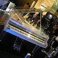 写真: 200909_YOSHIKI CRYSTAL PIANO(2)