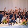 2004.06.19 橘 真一・結婚式
