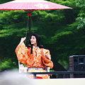 写真: 金沢百万石まつり お松の方 熊谷真実さん