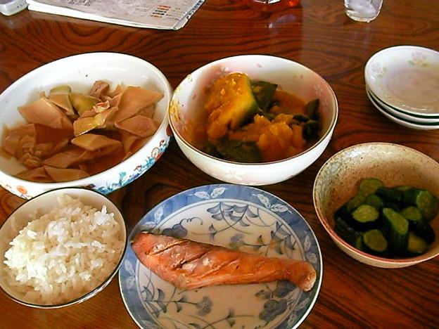 Photos: 朝ご飯