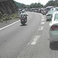 Photos: 渋滞乗ってる