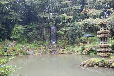 兼六園 瓢池(ひさごいけ)