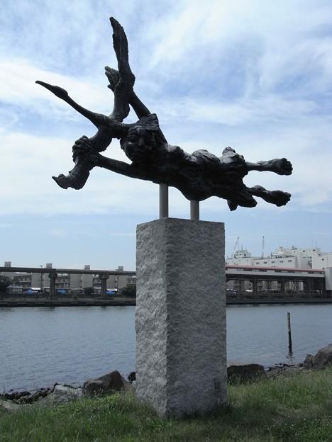 写真: R0019048 - 大井埠頭中央海浜公園(2)
