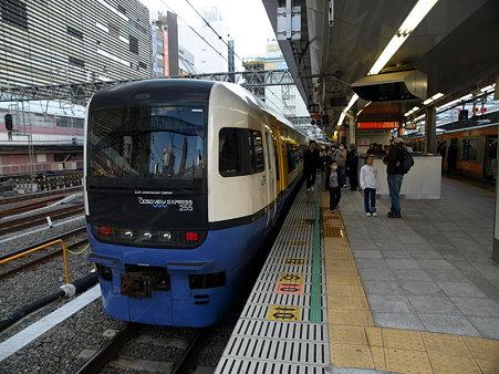 255系新宿さざなみ号2