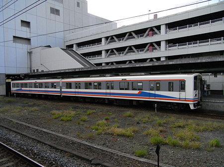 キハ2XXX(関東鉄道常総線・取手駅)