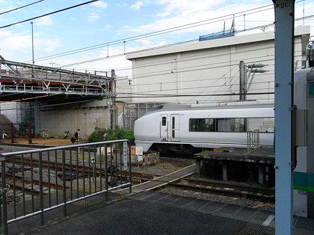 651系(取手駅)
