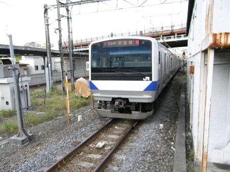 E531系常磐線(取手駅)