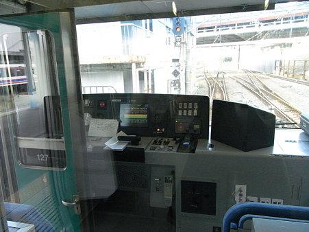 E231系常磐線運転台