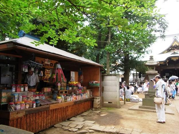 Photos: 鬼子母神 上川口屋