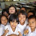Photos: タイの集合写真
