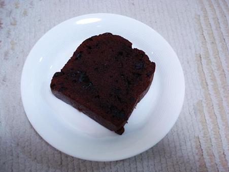 20090625 チョコレートのパウンドケーキ