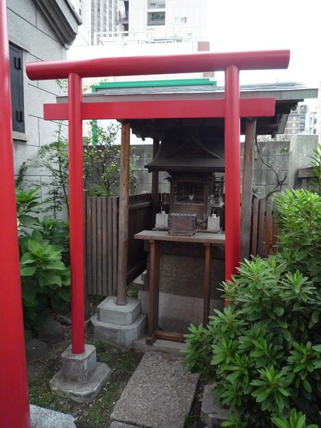 Photos: 稲荷社(感應稲荷神社 内) 1