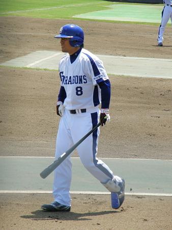 033 チャンスで平田!