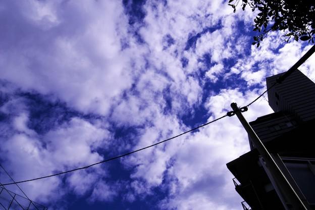 Photos: 2009-10-27の空