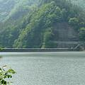 Photos: 雨畑ダムの堤防