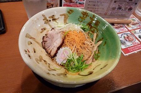 梅田 亀王・大阪総本店 油そば