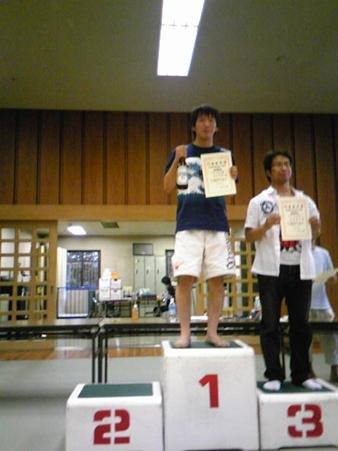 グラップリングツアー2009第3弾大会SPIRITS