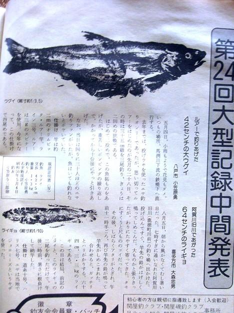 Photos: 1975.11つり人 (9)