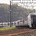 総武本線 物井-佐倉 特急 成田エクスプレス