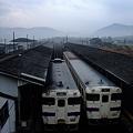 Photos: 肥薩線 吉松駅