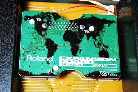 SR-JV80-05 WORLD