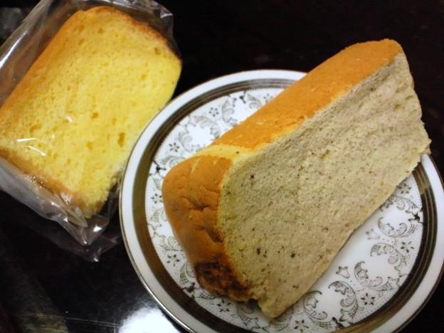 黒部のシフォンケーキ