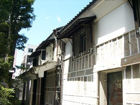 旧篠原家住宅、3つの蔵