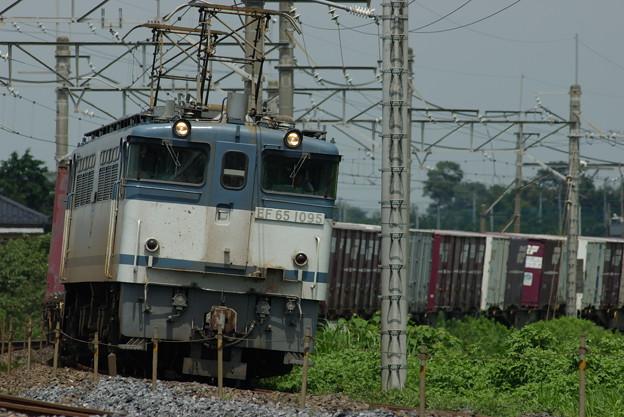 EF65-1095(東北本線)