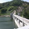 Photos: 横川ダム(1)