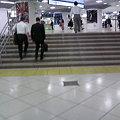 Photos: 浜口首相暗殺現場付近の様子