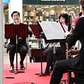 Photos: まちなか交流ステージ2011での演奏風景(2)