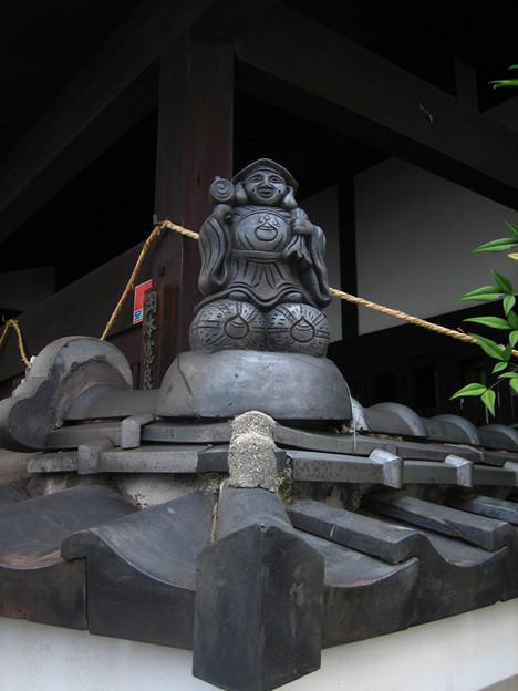 江の浦/岡亀の大黒さん