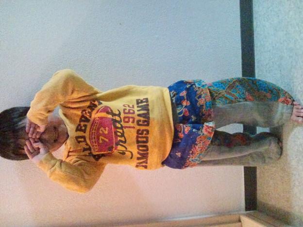 d97c7d788ecd8 真冬でも家では裸族な3歳児... - 写真共有サイト「フォト蔵」