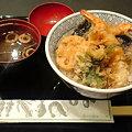 Photos: 銀座ハゲ天札幌パセオ店 ランチ天丼
