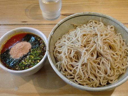 らーめん侘助 つけ麺大盛り(2倍)