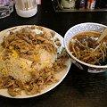 Photos: 大将18条店 肉チャー特盛り