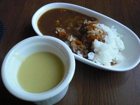 スープ&カレー