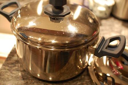2009/6 圧力鍋